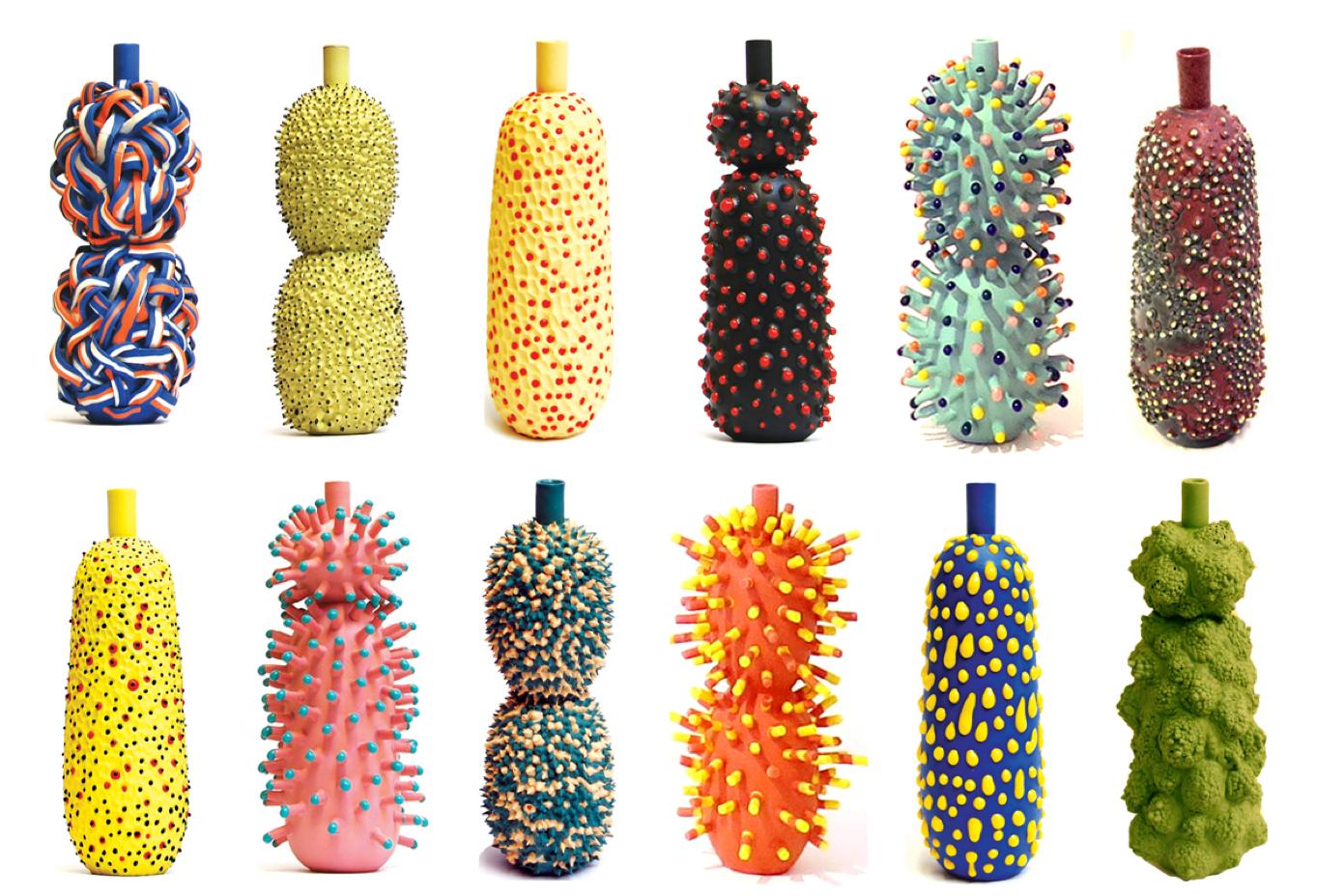 Imaginary Bottles by Ahryun LeeImaginary Bottles by Ahryun Lee